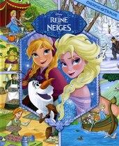 Book La reine des neiges Cherche et trouve 2 by Collectif