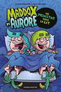 Un monstre sous le lit de Claude DesRosiers