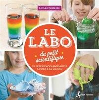 Labo du petit scientifique