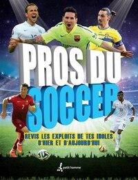 Pros du soccer