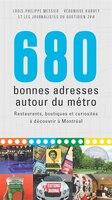 Livre Guide des bonnes adresses autour du métro de Louis Philippe Messier