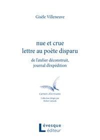 Nue et crue lettre au poète disparu