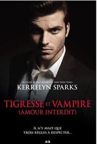 Histoire de vampires tome 16 Tigresse et vampire (amour interdit)