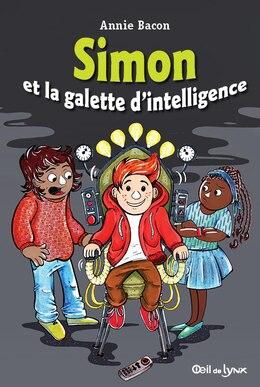 Livre Simon et la galette d'intelligence de Annie Bacon