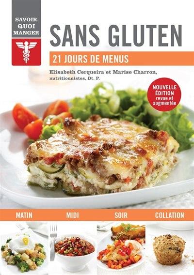 Sans gluten 21 jours de menus by Marise Charron