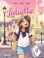 Juliette à Paris La BD