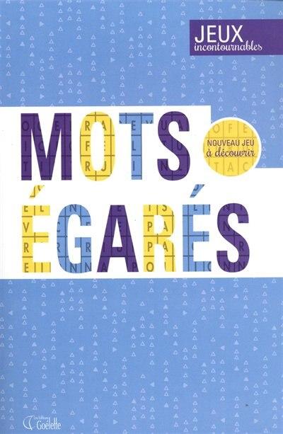 Mots égarés by COLLECTIF