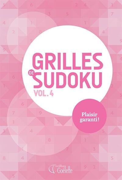 Grilles de sudoku 04 by COLLECTIF