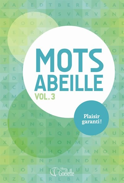 Mots Abeille Tome 3 by COLLECTIF