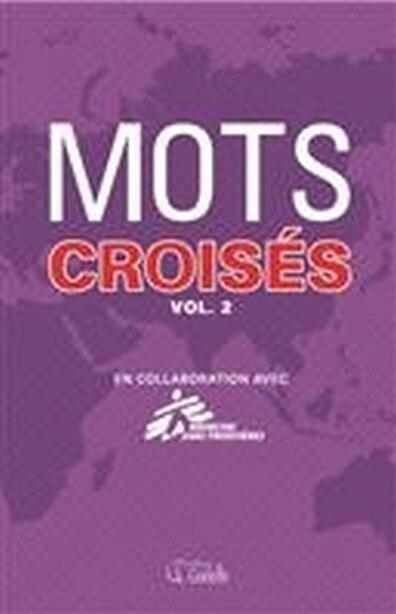 Mots croisés by COLLECTIF