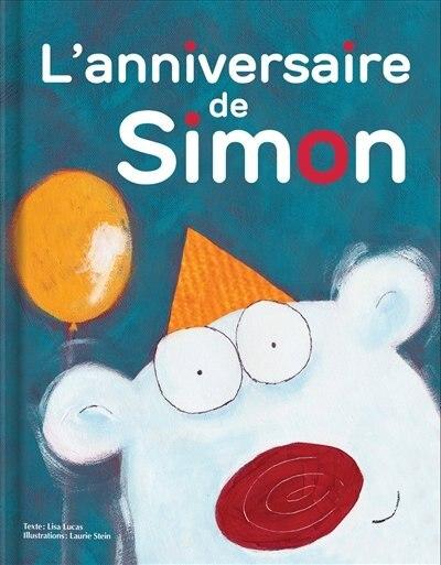 L'ANNIVERSAIRE DE SIMON by Lisa Lucas