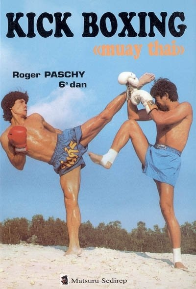 Kick boxing muay thai by Roger Paschy