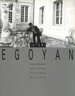 Book Atom Egoyan by Atom Egoyan