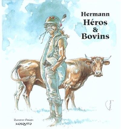 Héros et bovins by Hermann