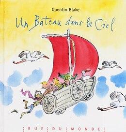 Book Un bateau dans le ciel by Quentin Blake