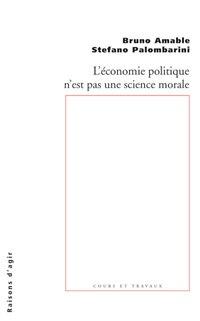 Economie politique n'est pas une science morale (L')