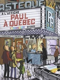 Paul à Québec couverture film