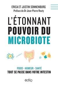 L'étonnant pouvoir du microbiote
