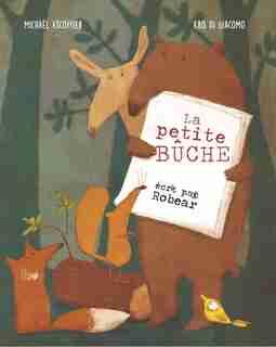 LA Petite bûche by Michaël Escoffier