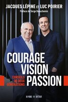 COURAGE, VISION, PASSION