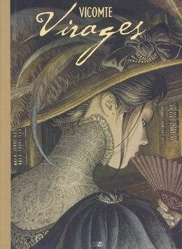 Book Virages by Laurent Vicomte