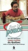 Livre Sur le pouce de Benoît Roberge