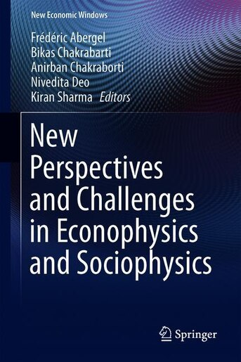 New Perspectives And Challenges In Econophysics And Sociophysics by Frédéric Abergel