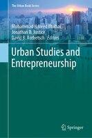 Urban Studies And Entrepreneurship