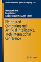 Distributed Computing And Artificial Intelligence, 16th International Conference