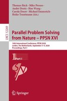 Parallel Problem Solving From Nature - Ppsn Xvi: 16th International Conference, Ppsn 2020, Leiden…