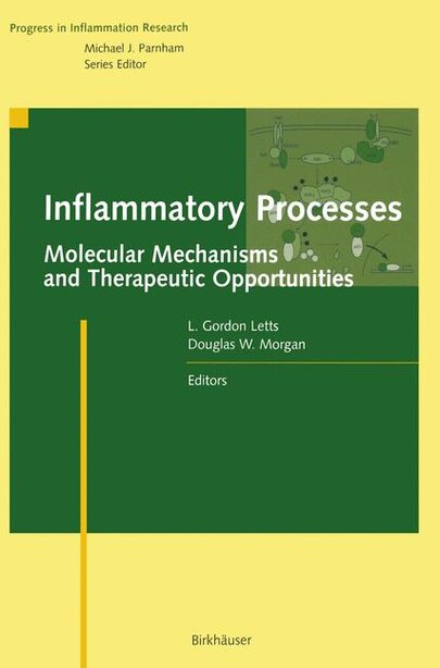 Inflammatory Processes: : Molecular Mechanisms And Therapeutic Opportunities by L. Gordon Letts