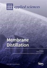 Membrane Distillation by Enrico Drioli