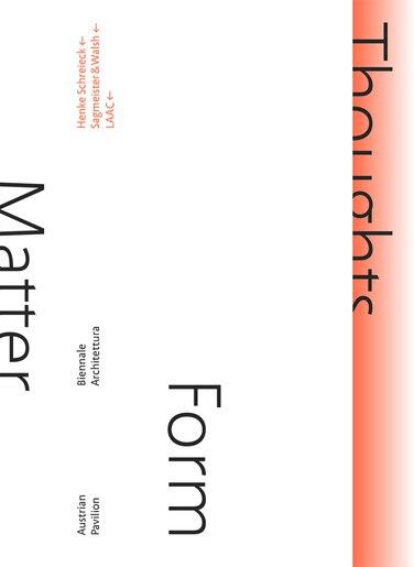 Thoughts Form Matter by Verena Konrad