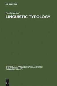 Linguistic Typology by Paolo Ramat