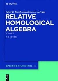 Relative Homological Algebra by No Contributor
