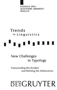 New Challenges in Typology by Patience Epps