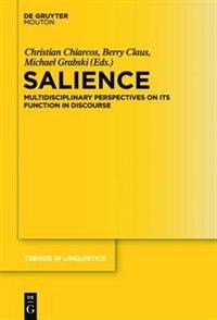 Salience by Michael Grabski