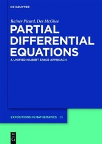 Partial Differential Equations by Rainer Picard
