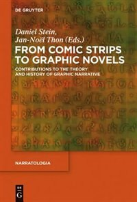 From Comic Strips to Graphic Novels by Daniel Stein
