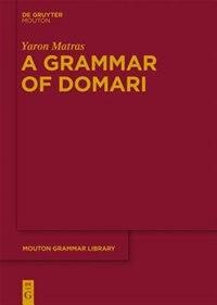 A Grammar of Domari by Yaron Matras