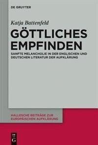 Göttliches Empfinden by Katja Battenfeld