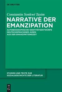 Narrative der Emanzipation by Constantin Sonkwé Tayim
