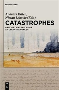 Catastrophes by Nitzan Lebovic