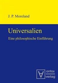 Universalien by James Moreland