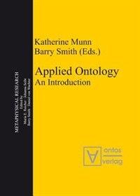 Applied Ontology by Katherine Munn