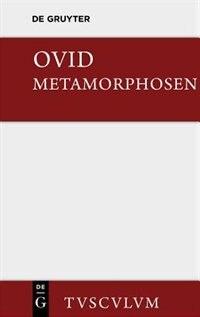 Metamorphosen by Publius Ovidius Naso