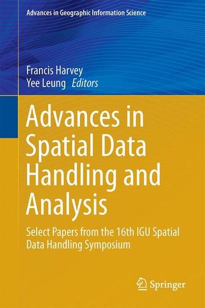 spatial analysis and geocomputation selected essays