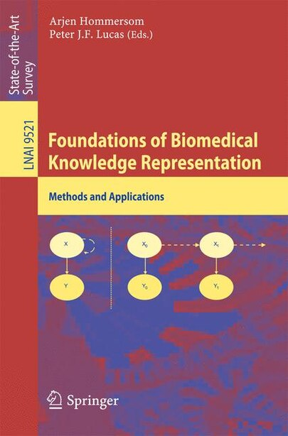 Foundations of Biomedical Knowledge Representation: Methods and Applications by Arjen Hommersom