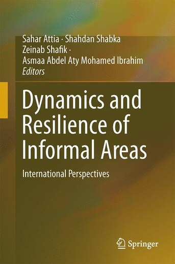Dynamics And Resilience Of Informal Areas: International Perspectives by Sahar Attia