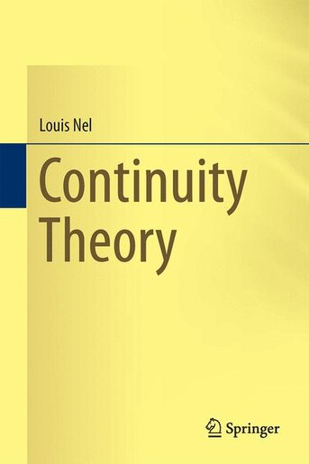 Continuity Theory by Louis Nel